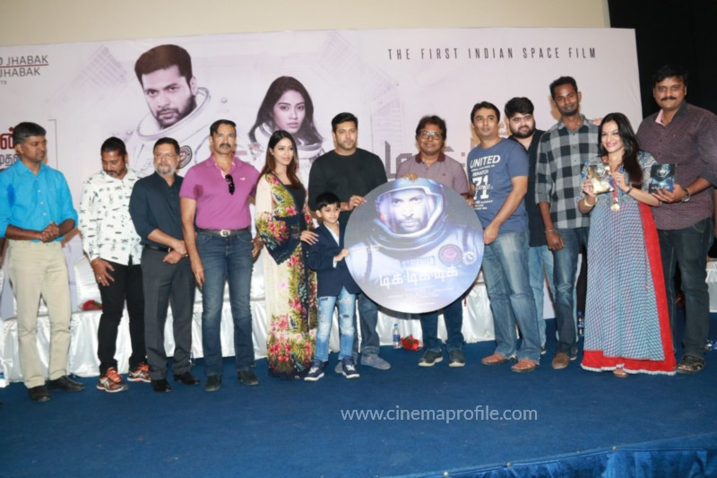 Jayam Ravi's Tik Tik Tik Movie Audio Launch photos | Song Release Stills 22