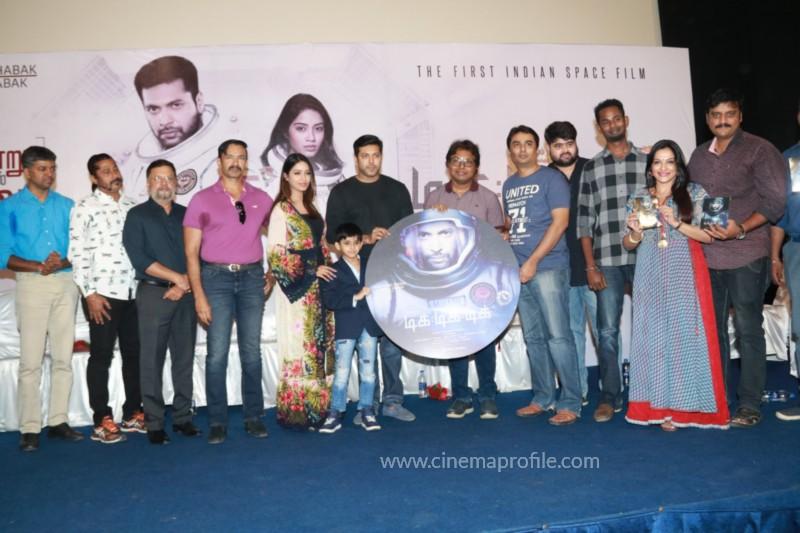 Jayam Ravi's Tik Tik Tik Movie Audio Launch photos | Song Release Stills 21