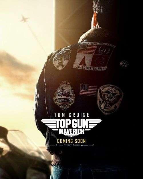 Top Gun: Maverick Tamil Movie Posters 1
