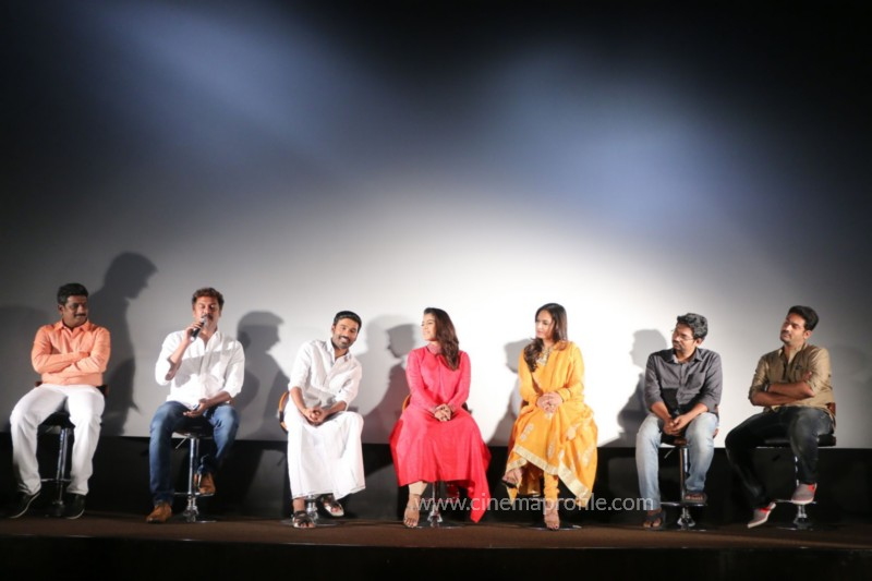 Dhanush's VIP2 Pressmeet Event Stills : Dhaanu, Kajol, AmalaPaul 11