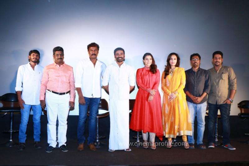 Dhanush's VIP2 Pressmeet Event Stills : Dhaanu, Kajol, AmalaPaul 3