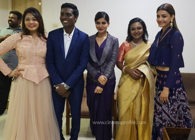 Mersal Audio Launch Live - Photos | Vijay | AR Rahman | Atlee | Dhanush | TSL 8
