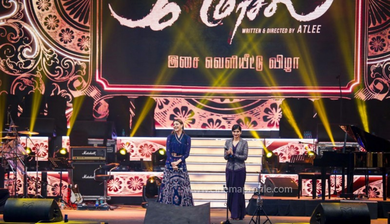 Mersal Audio Launch Live - Photos | Vijay | AR Rahman | Atlee | Dhanush | TSL 7