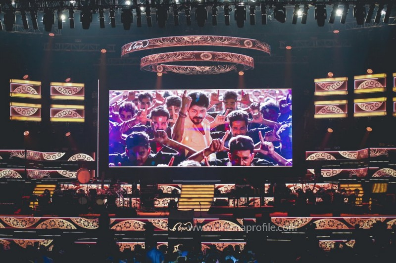 Mersal Audio Launch Live - Photos | Vijay | AR Rahman | Atlee | Dhanush | TSL 11