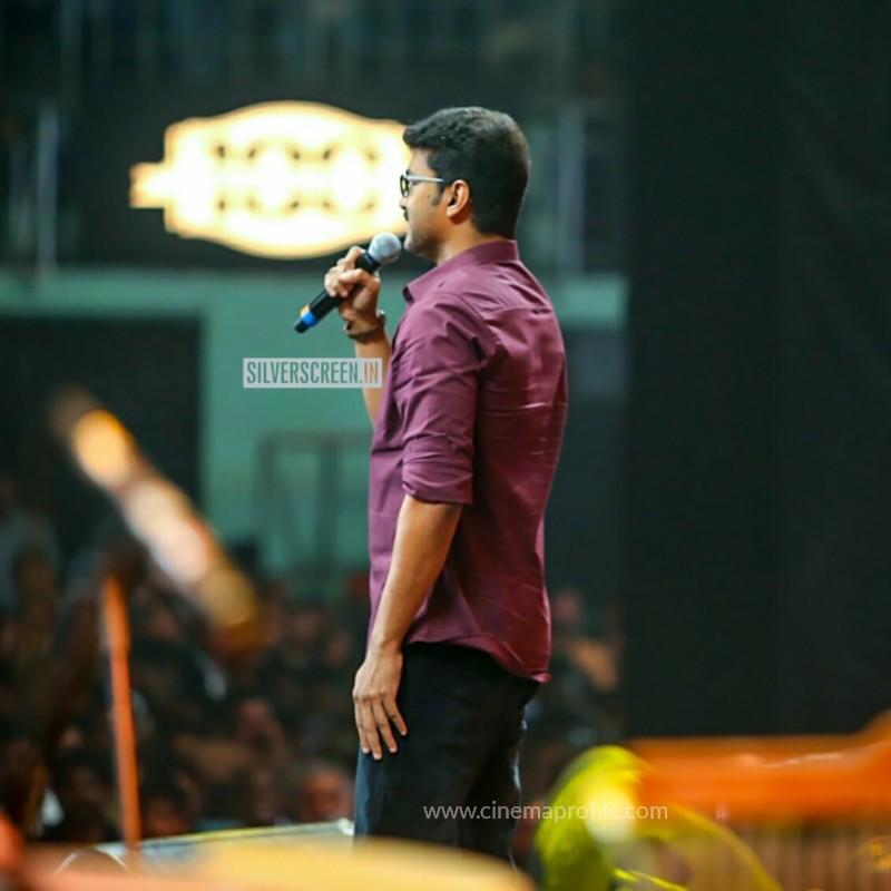 Mersal Audio Launch Live - Photos | Vijay | AR Rahman | Atlee | Dhanush | TSL 21