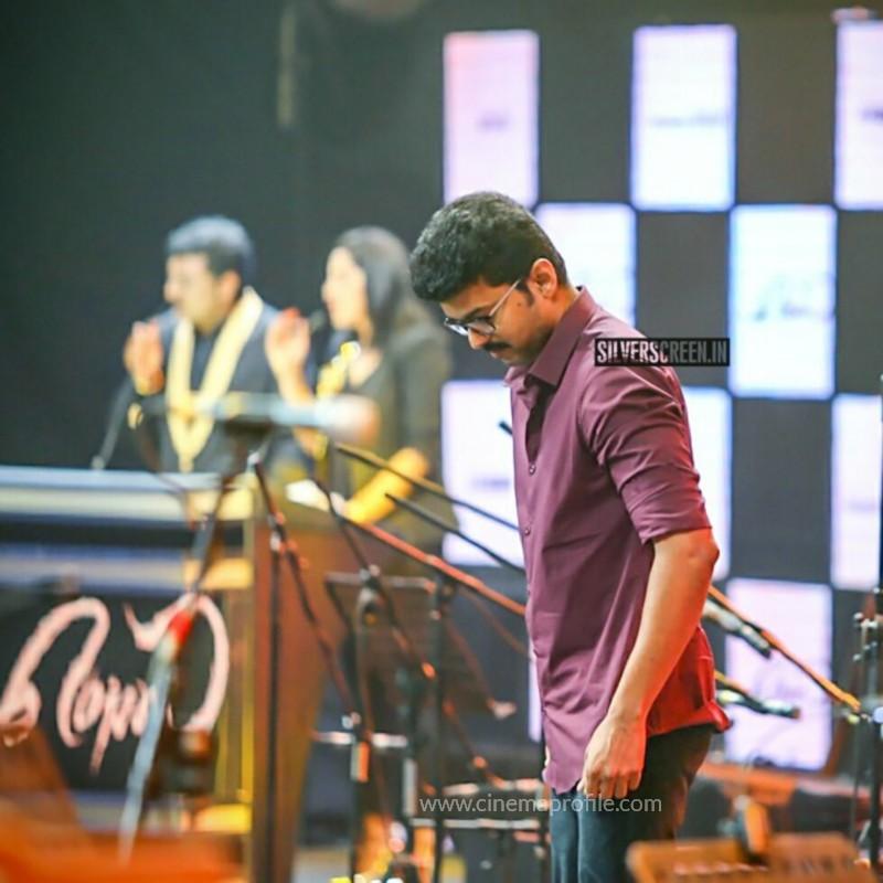 Mersal Audio Launch Live - Photos | Vijay | AR Rahman | Atlee | Dhanush | TSL 27