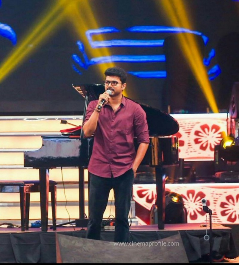 Mersal Audio Launch Live - Photos | Vijay | AR Rahman | Atlee | Dhanush | TSL