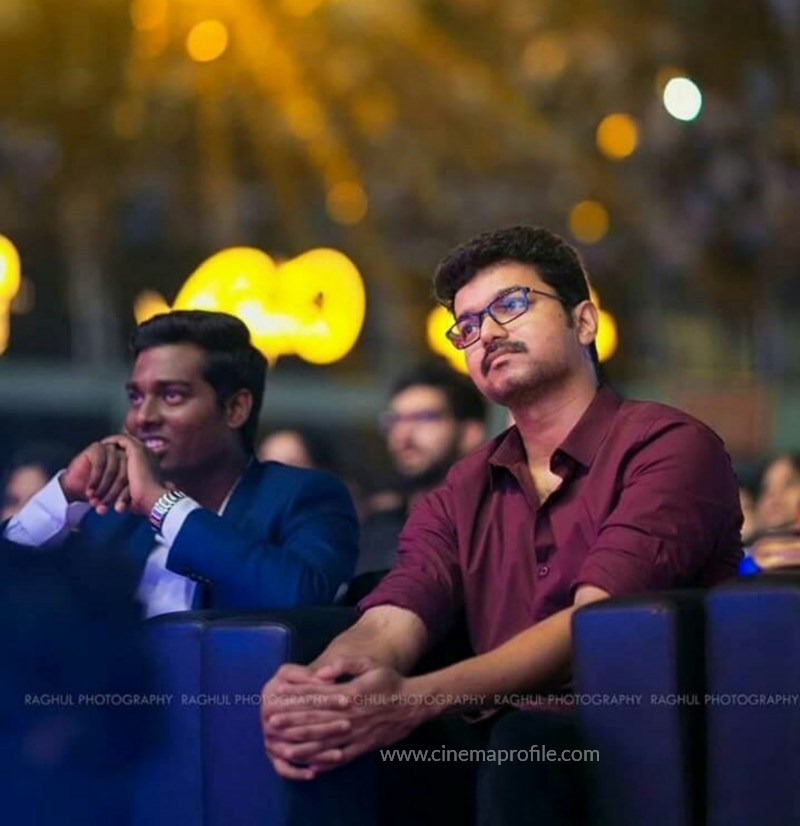 Mersal Audio Launch Live - Photos | Vijay | AR Rahman | Atlee | Dhanush | TSL 6