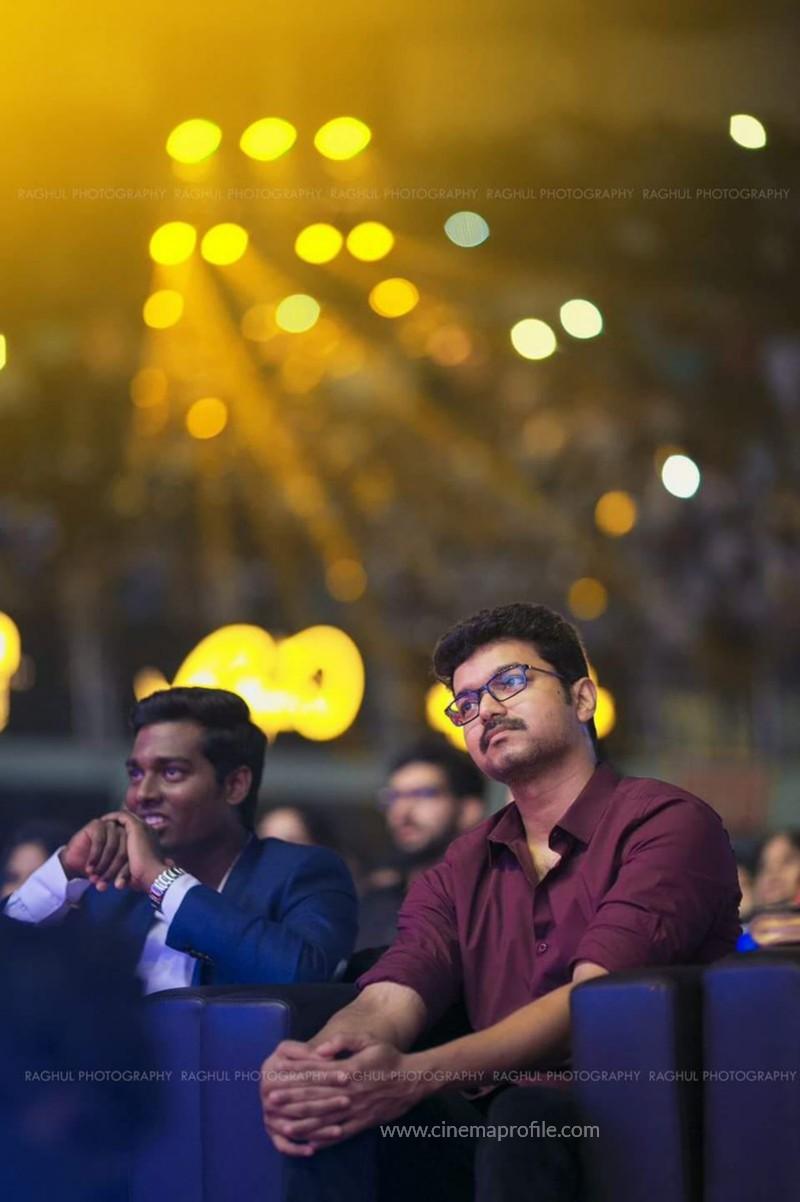 Mersal Audio Launch Live - Photos | Vijay | AR Rahman | Atlee | Dhanush | TSL 25