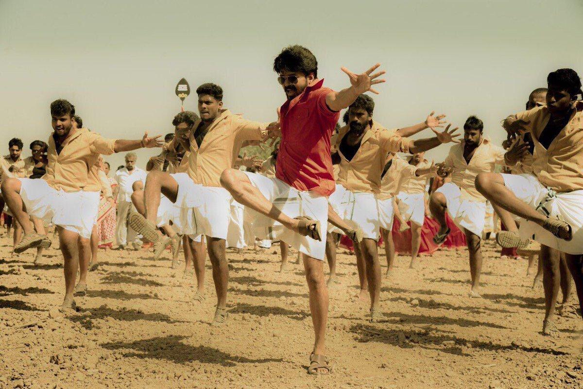 Vijay's Mersal movie exclusive stills 11