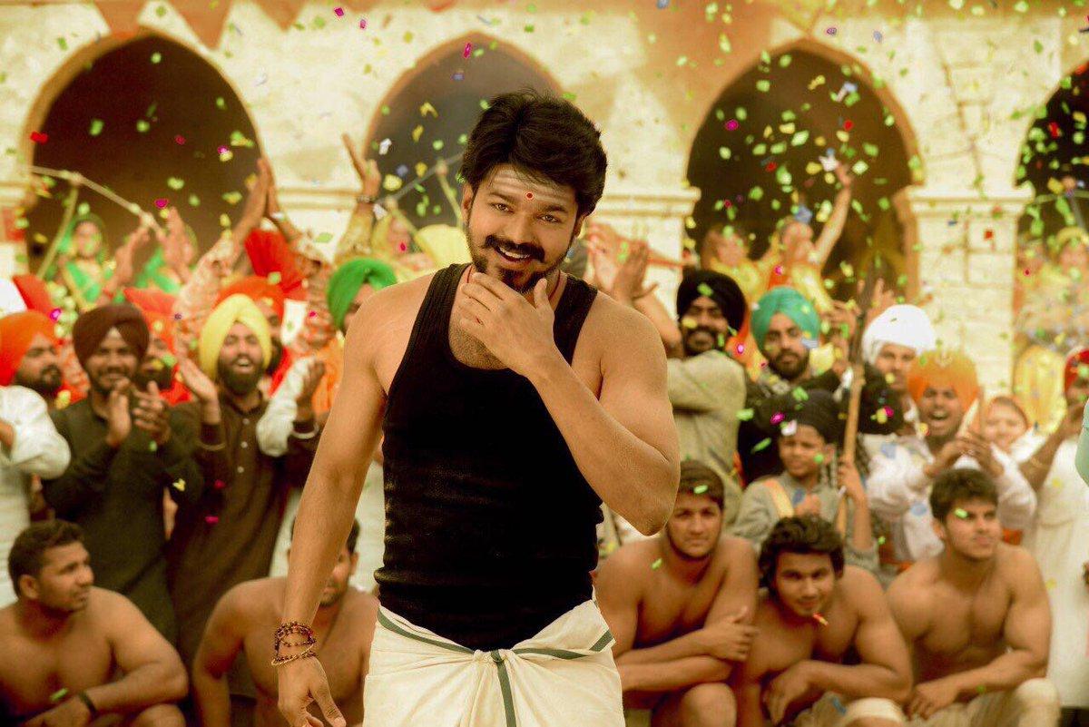 Vijay's Mersal movie exclusive stills 29