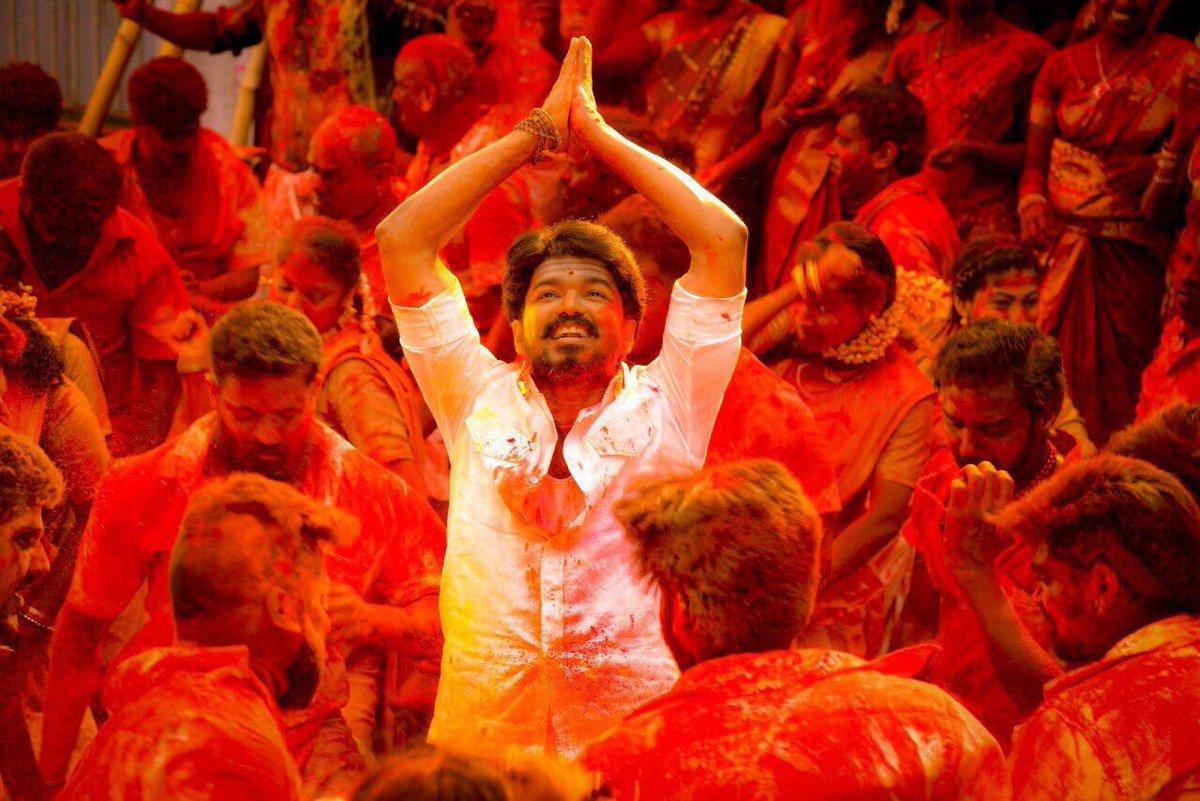 Vijay's Mersal movie exclusive stills 14
