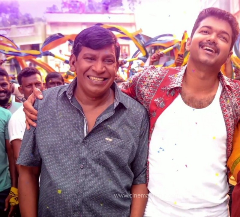 Vijay's Mersal movie exclusive stills 7