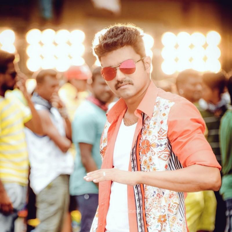 Vijay's Mersal movie exclusive stills 21