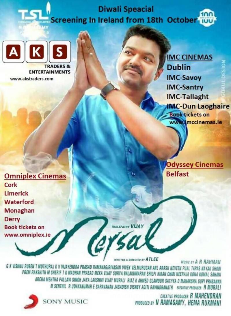 Vijay's Mersal movie exclusive stills 13