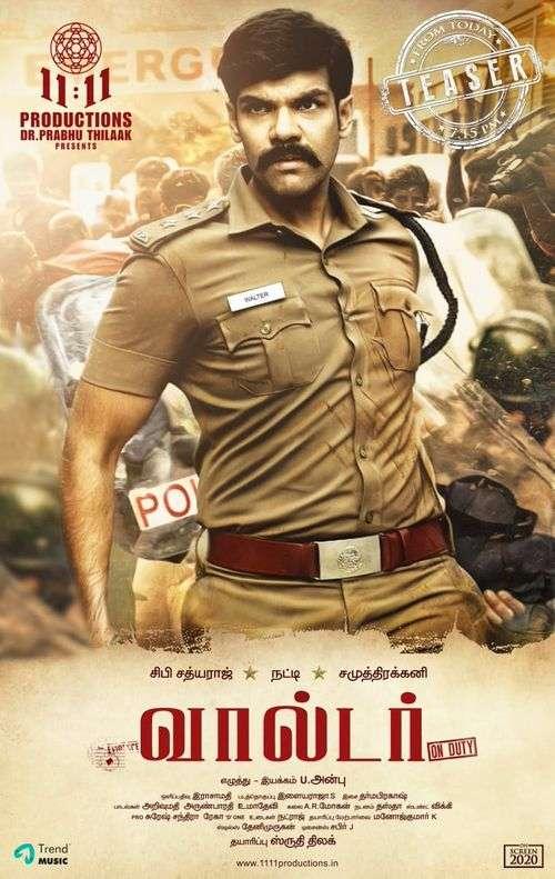 Walter Tamil Movie Posters 23