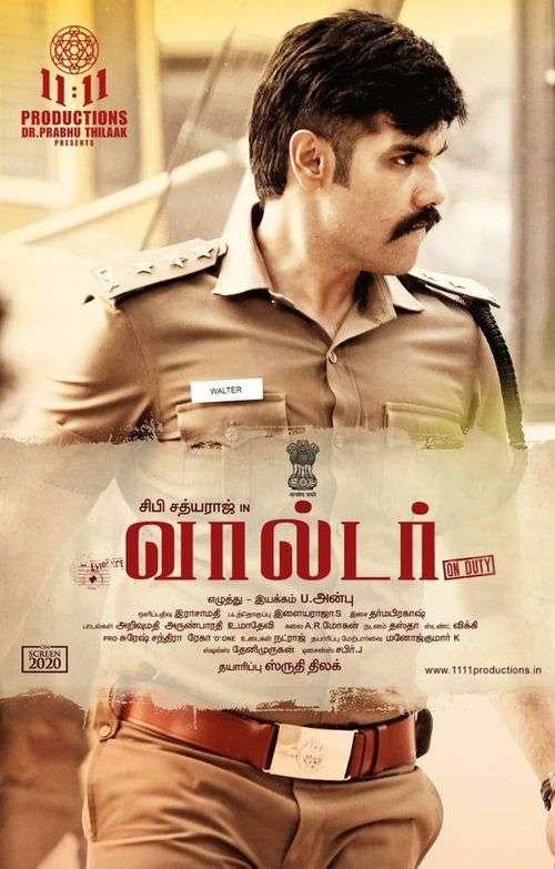 Walter Tamil Movie Posters 10