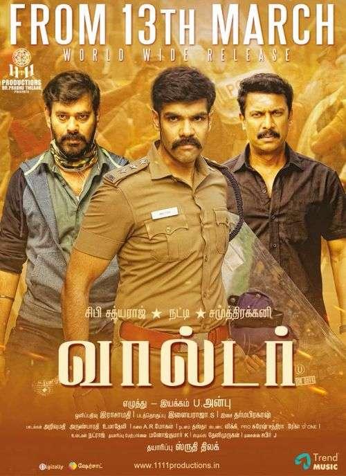 Walter Tamil Movie Posters 21