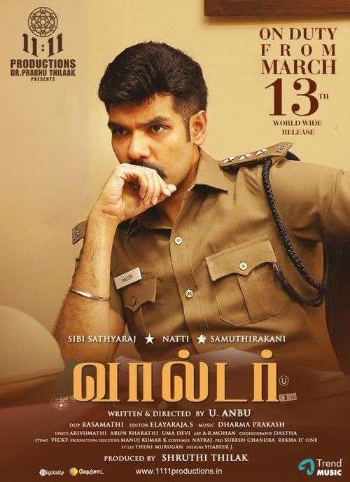 Walter Tamil Movie Posters 24