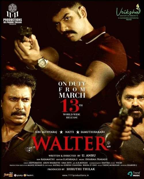 Walter Tamil Movie Posters 16