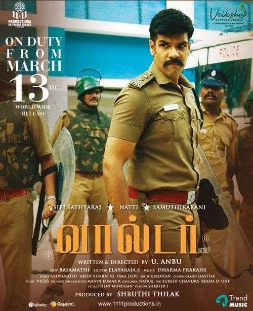 Walter Tamil Movie Posters 11
