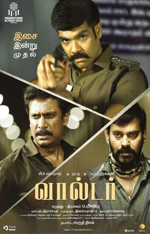 Walter Tamil Movie Posters 6