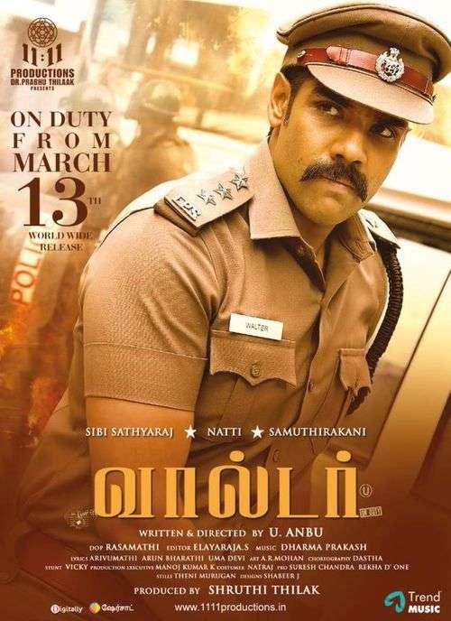 Walter Tamil Movie Posters 27