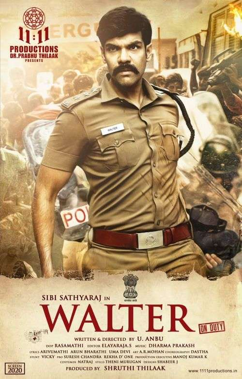 Walter Tamil Movie Posters 25