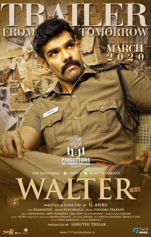 Walter Tamil Movie Posters 7