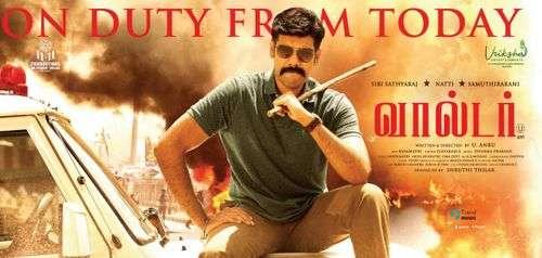 Walter Tamil Movie Posters 2
