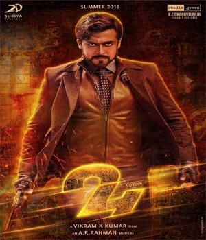 About Suriya - 24 Movie Details