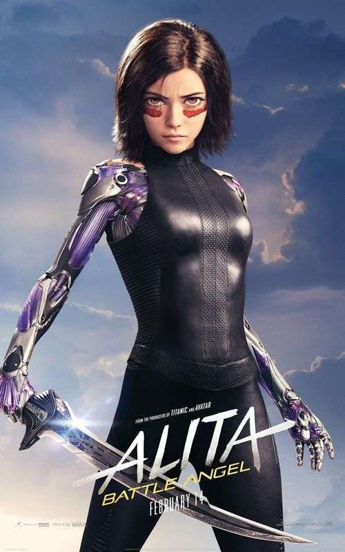 Alita: Battle Angel Tamil Movie Live Review & Ratings