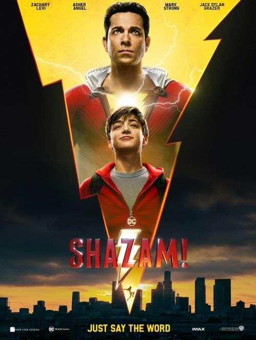 Shazam! Tamil Movie Live Review & Ratings