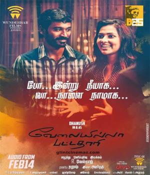 About Velaiyilla Pattathari Movie Details