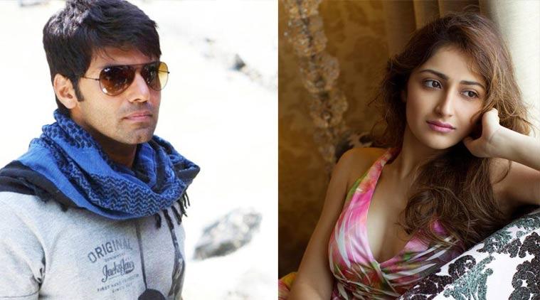 Arya pairs with Sayyesha Saighal!