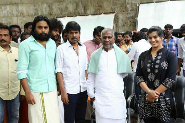 Bala's Thara Thappattai film distribution rights sold