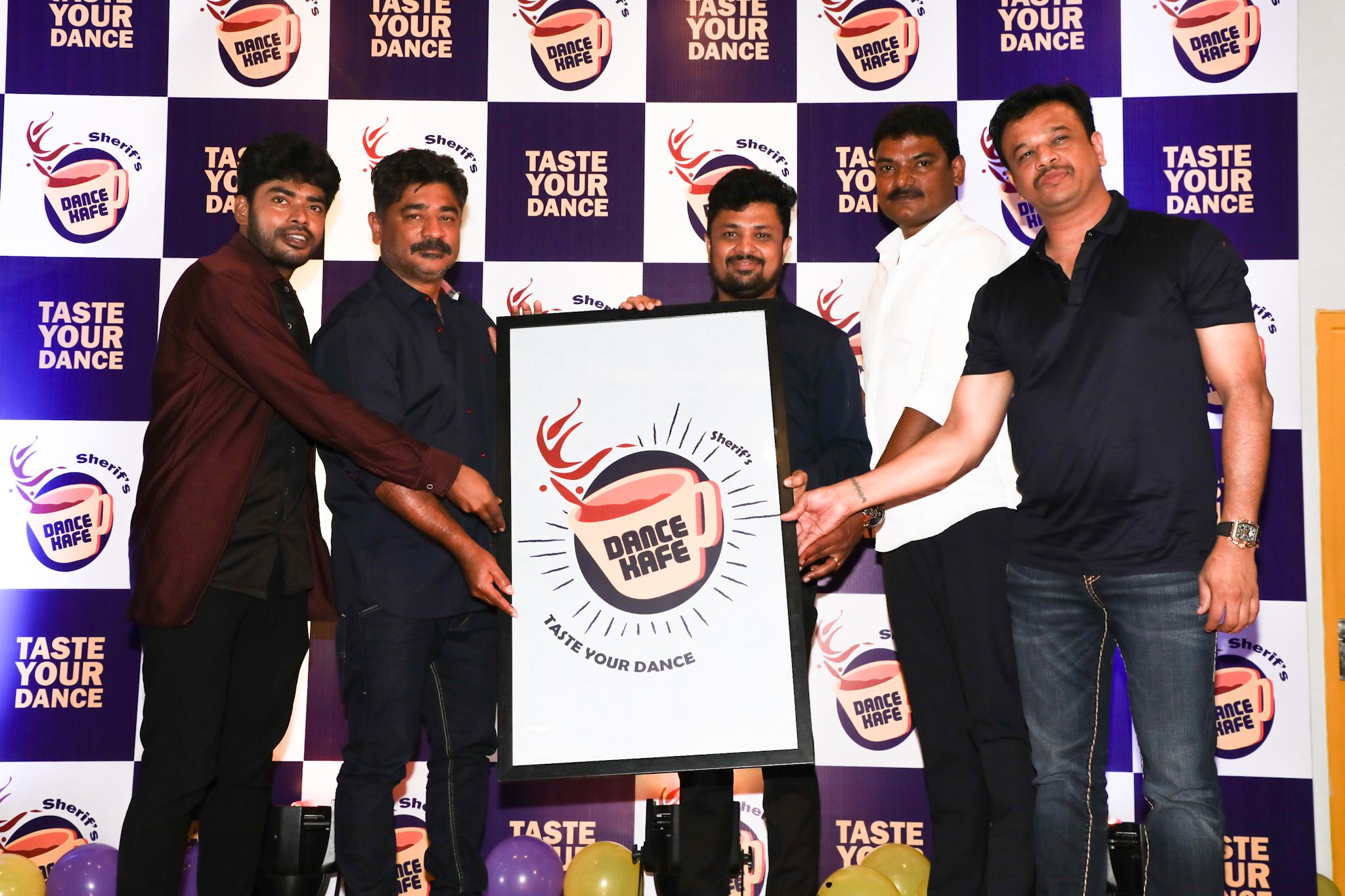 Dance Kafe INAUGURATED By RAJUSUNDARAM Master |  Tamil Movie News | Cinema Profile