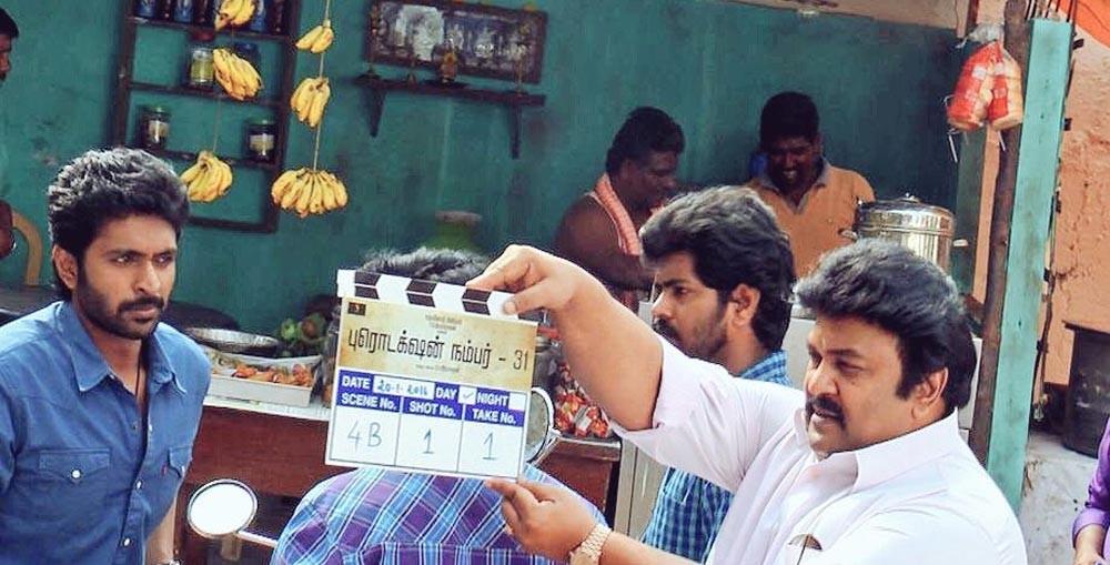 Details of Vikram Prabhu-SR Prabhakar's film