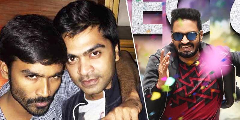 Dhanush to release STR's Sakka Podu Podu Raja audio