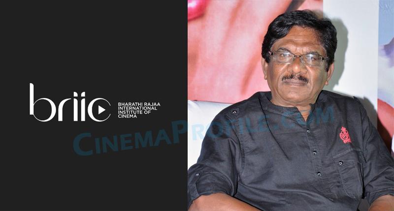 Director Bharathirajaa started Film Insitute : BRIIC