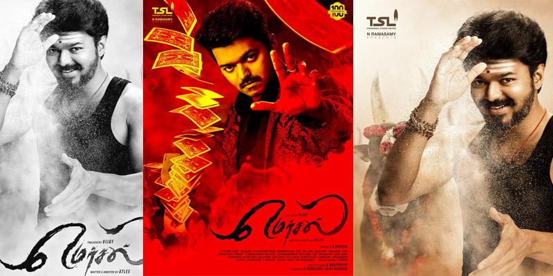 Ilayathalapathy Vijay's Mersal movie Firstlook Live review by audience: Mersal Tamil Cinema FL Poster Review   Mersal Tamil Movie News   Cinema Profile