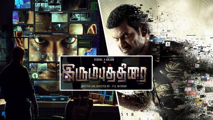 Irumbu Thirai movie Live review by audience: Irumbu Thirai Tamil Cinema Social Media Review | Irumbu Thirai Tamil Movie News | Cinema Profile