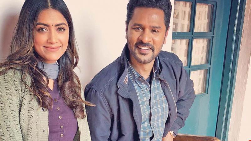 Mamta Mohandas back in Tamil with Prabhu Deva |  Tamil Movie News | Cinema Profile