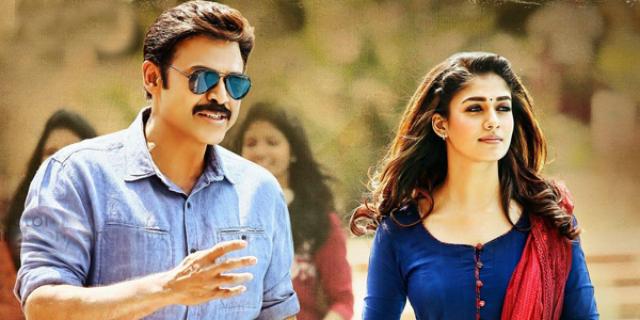 Nayantara's Babu Bangaram dubbing in to Tamil