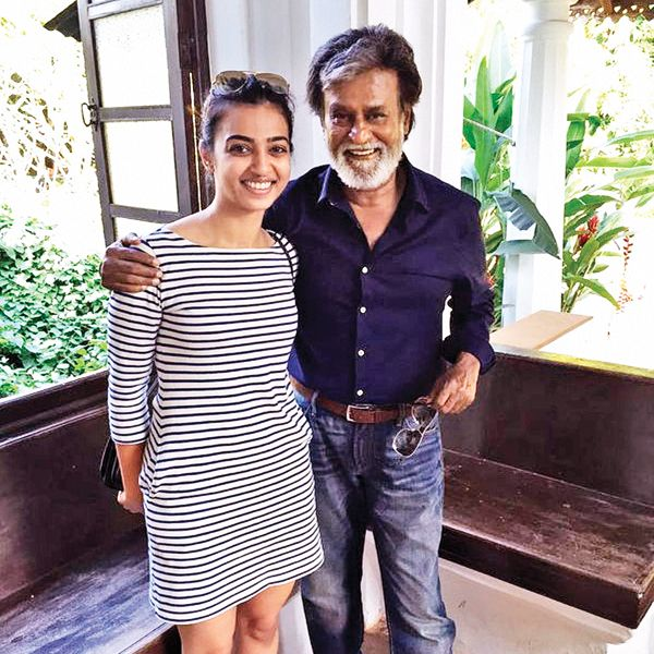 Rajini, Radhika Apte filming for Kabali in Goa | Kabali Tamil Movie News | Cinema Profile