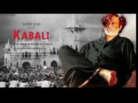 Rajinikanth uber-cool look in Kabali