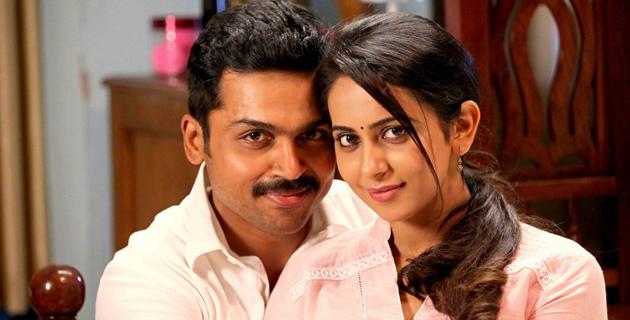 Rakul Preet Singh to romance Karthi again?