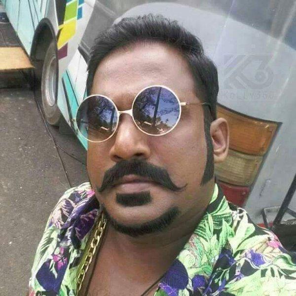 Robo Shankar as Maari in Suriya's next
