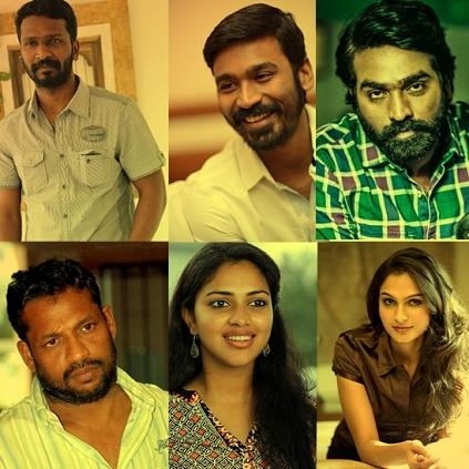 Subramaniam Siva roped in to Vada Chennai