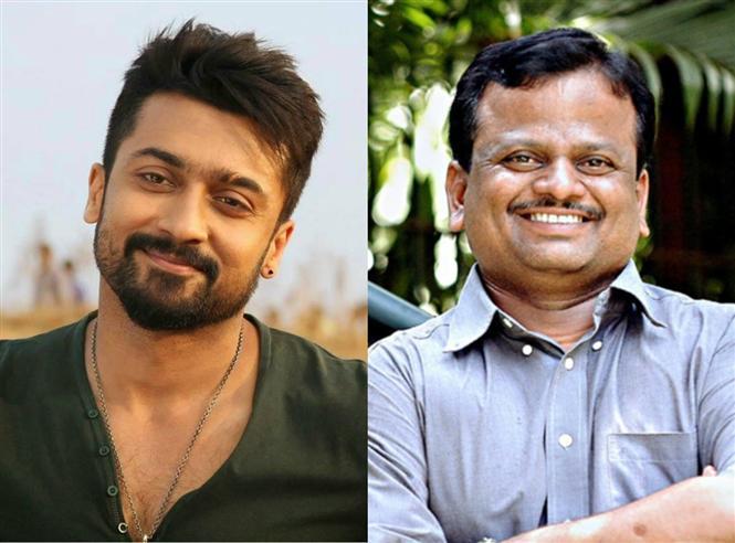 Suriya-KV Anand's third film announced |  Tamil Movie News | Cinema Profile